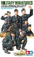 ドイツ国防軍 戦車兵セット