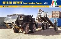 イタレリ1/35 ミリタリーシリーズM1120 ヘメット ロード ハンドリング システム