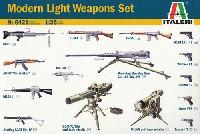 イタレリ1/35 ミリタリーシリーズ現用軽火器セット