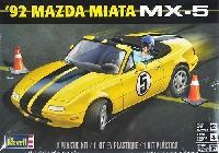レベルカーモデル'92 マツダ ミアータ MX-5