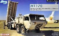 ドラゴン1/35 BLACK LABELアメリカ M1120 THAAD ミサイルランチャー