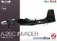 プラッツフライングカラー セレクションA-26C インベーダー