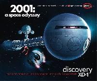 メビウススペース ビークルディスカバリー号 (2001年 宇宙の旅)