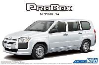アオシマ1/24 ザ・モデルカートヨタ NCP160V プロボックス '14