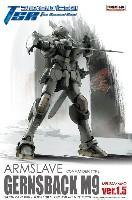 アオシマフルメタル パニック TSR シリーズアームスレイブ ガーンズバック M9 Ver.1.5 メリッサ・マオ機