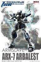 アオシマフルメタル パニック TSR シリーズアームスレイブ ARX-7 アーバレスト