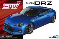 アオシマ1/24 ザ・チューンドカーSTI ZC6 スバル BRZ '12 (スバル)