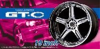 アオシマザ・チューンドパーツボルクレーシング GT-C 19インチ