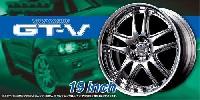 アオシマザ・チューンドパーツボルクレーシング GT-V 19インチ