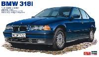 ハセガワ1/24 自動車 限定生産BMW 318i