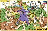 メカトロウィーゴ No.7 ぱわーあーむ ぱーぷる & ぴんく