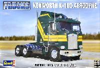 レベルカーモデルケンウォース K-100 エアロダイン