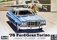 レベルカーモデル'76 フォード グラントリノ