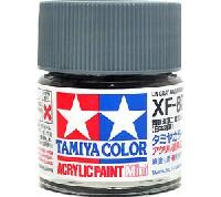 タミヤタミヤカラー アクリル塗料ミニ舞鶴海軍工廠グレイ (日本海軍) (XF-87)