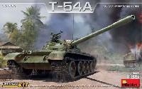 ミニアート1/35 ミリタリーミニチュアT-54A フルインテリア