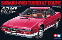タミヤ1/24 スポーツカーシリーズスバル アルシオーネ 4WD VR ターボ