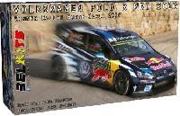 BELKITS1/24 PLASTIC KITSフォルクスワーゲン ポロ R WRC 2016