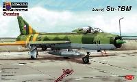KPモデル1/48 エアクラフト プラモデルスホーイ Su-7BM チェコ空軍
