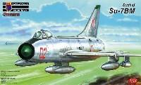 KPモデル1/48 エアクラフト プラモデルスホーイ Su-7BM ワルシャワ条約加盟国