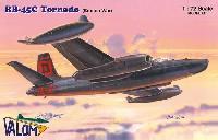 バロムモデル1/72 エアクラフト プラモデルRB-45C トーネード 戦術偵察機 朝鮮戦争