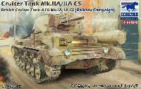 ブロンコモデル1/35 AFVモデルイギリス Mk.2A/2A CS 巡航戦車 (A10 Mk.1A/1A CS) バルカン戦線