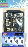 コトブキヤM.S.G モデリングサポートグッズ ハンドユニットシャープハンド 2