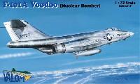 バロムモデル1/72 エアクラフト プラモデルF-101A ヴードゥー 戦闘爆撃機