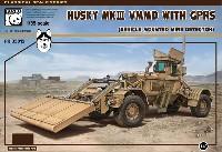 パンダホビー1/35 CLASSICAL SCALE SERIESハスキー Mk.3 VMMD w/GPRS
