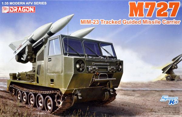 アメリカ軍 M727 ホークミサイル 自走型発射機プラモデル(ドラゴン1/35 Modern AFV SeriesNo.3583)商品画像