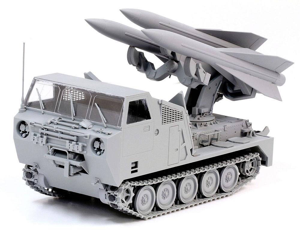アメリカ軍 M727 ホークミサイル 自走型発射機プラモデル(ドラゴン1/35 Modern AFV SeriesNo.3583)商品画像_3