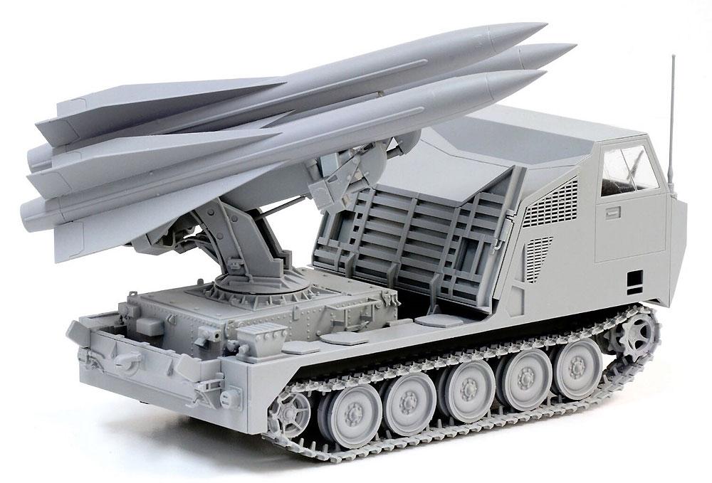 アメリカ軍 M727 ホークミサイル 自走型発射機プラモデル(ドラゴン1/35 Modern AFV SeriesNo.3583)商品画像_4