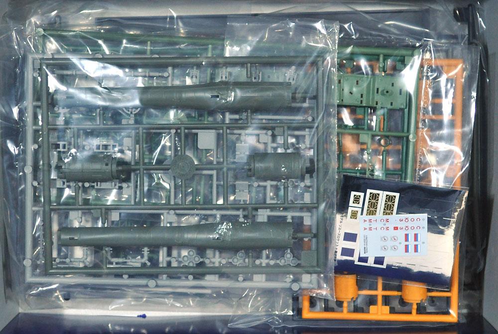 ソユーズロケット + 搬送列車プラモデル(マックスファクトリープラスチックモデルNo.93367-4)商品画像_1