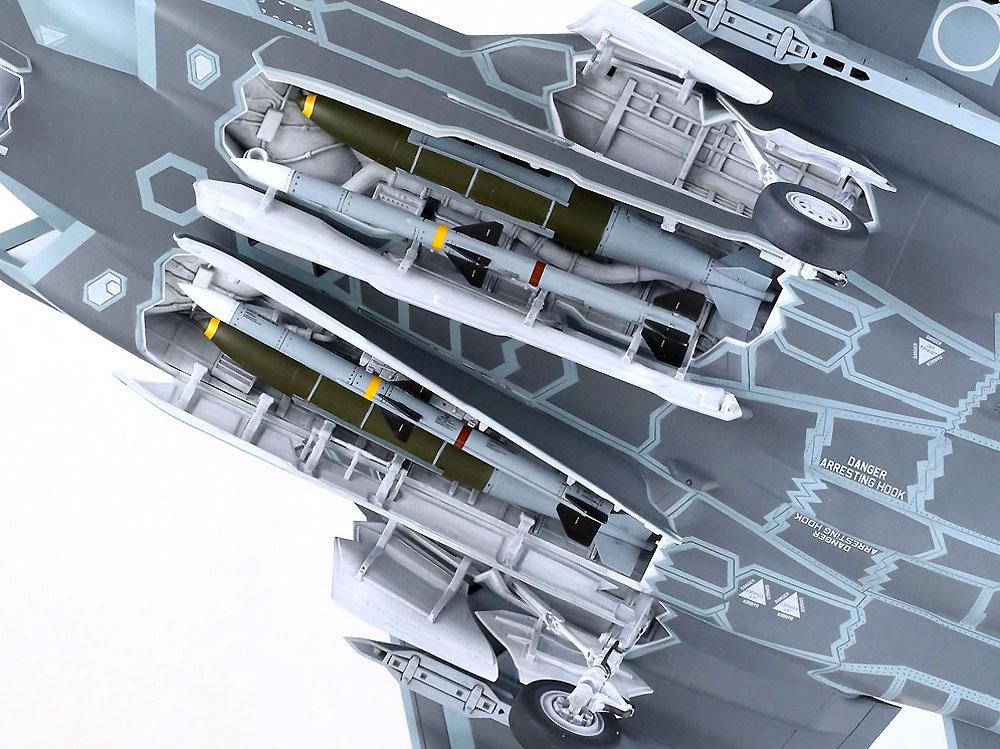 F-35A ライトニング 2 航空自衛隊マーク付きプラモデル(イタレリ1/32 エアクラフトNo.2506)商品画像_4