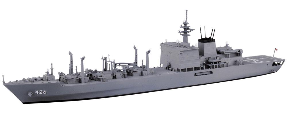 海上自衛隊 補給艦 おうみプラモデル(アオシマ1/700 ウォーターラインシリーズNo.034)商品画像_2