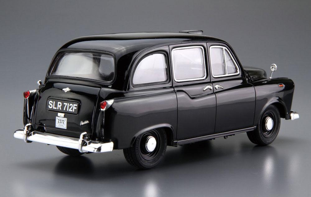 FX-4 ロンドンタクシー '68プラモデル(アオシマ1/24 ザ・モデルカーNo.旧068)商品画像_3