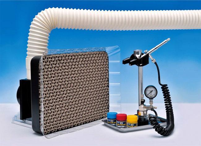 Mr.スーパーブース コンパクトツール(GSIクレオスコンプレッサーアクセサリーパーツNo.FT-03)商品画像