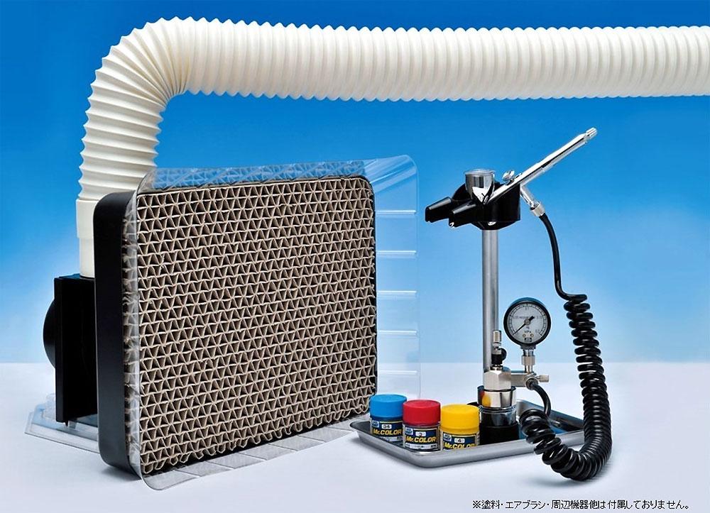 Mr.スーパーブース コンパクトツール(GSIクレオスコンプレッサーアクセサリーパーツNo.FT-03)商品画像_1