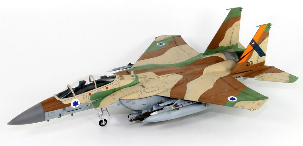 イスラエル空軍 F-15I ラームプラモデル(グレートウォールホビー1/72 エアクラフト プラモデルNo.L7202)商品画像_3