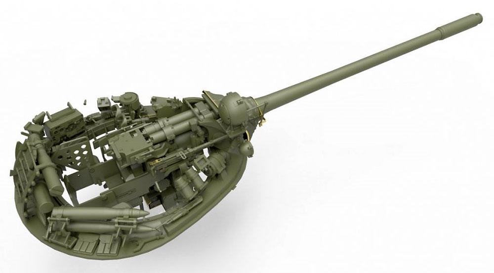 T-55 MOD.1963 フルインテリアプラモデル(ミニアート1/35 ミリタリーミニチュアNo.37018)商品画像_3