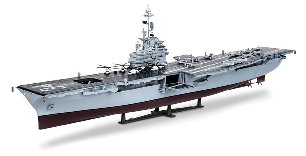 U.S.S. オリスカニープラモデル(レベルShips(艦船関係モデル)No.85-0318)商品画像_1