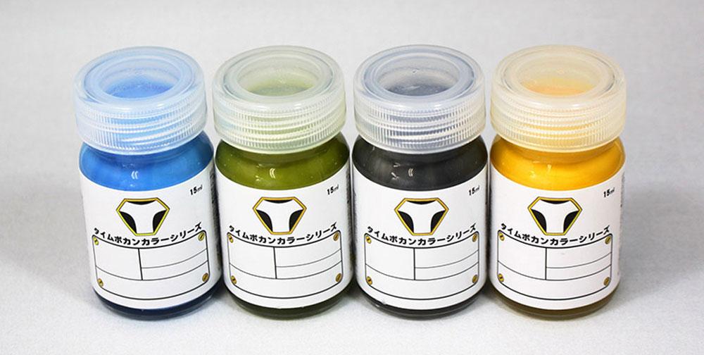 タイムメカブトン 限定カラーセット塗料(ベルファイン限定カラーセットNo.G404)商品画像_1