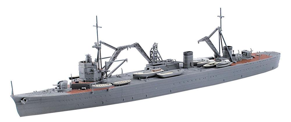 日本海軍 工作艦 明石プラモデル(アオシマ1/700 ウォーターラインシリーズNo.566)商品画像_2