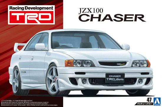 TRD JZX100 チェイサー