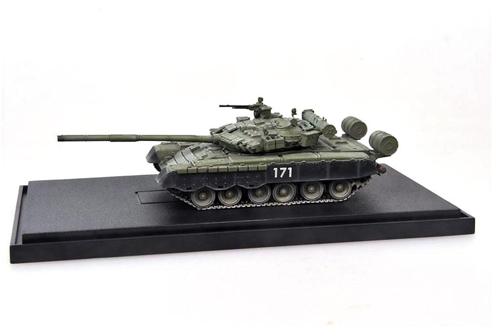 ロシア T-80BV 主力戦車 第1次チェチェン紛争完成品(モデルコレクト1/72 AFV 完成品モデルNo.MODAS72083)商品画像_1