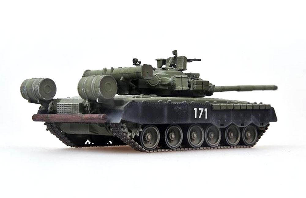 ロシア T-80BV 主力戦車 第1次チェチェン紛争完成品(モデルコレクト1/72 AFV 完成品モデルNo.MODAS72083)商品画像_3