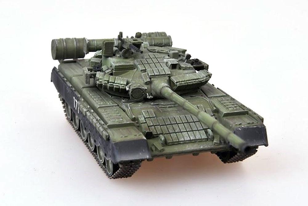 ロシア T-80BV 主力戦車 第1次チェチェン紛争完成品(モデルコレクト1/72 AFV 完成品モデルNo.MODAS72083)商品画像_4