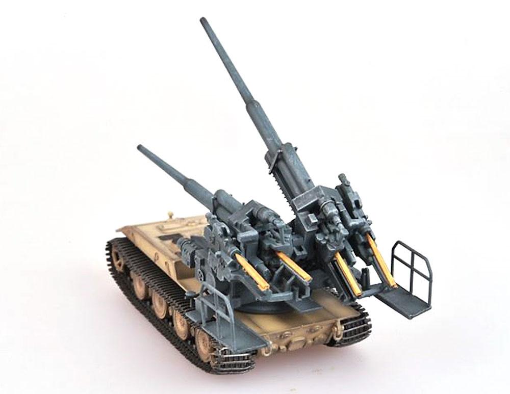 ドイツ E-100 ウェポンキャリアー w/128mm FlaK40 ツヴィリング高射砲 1946年完成品(モデルコレクト1/72 AFV 完成品モデルNo.MODAS72085)商品画像_4