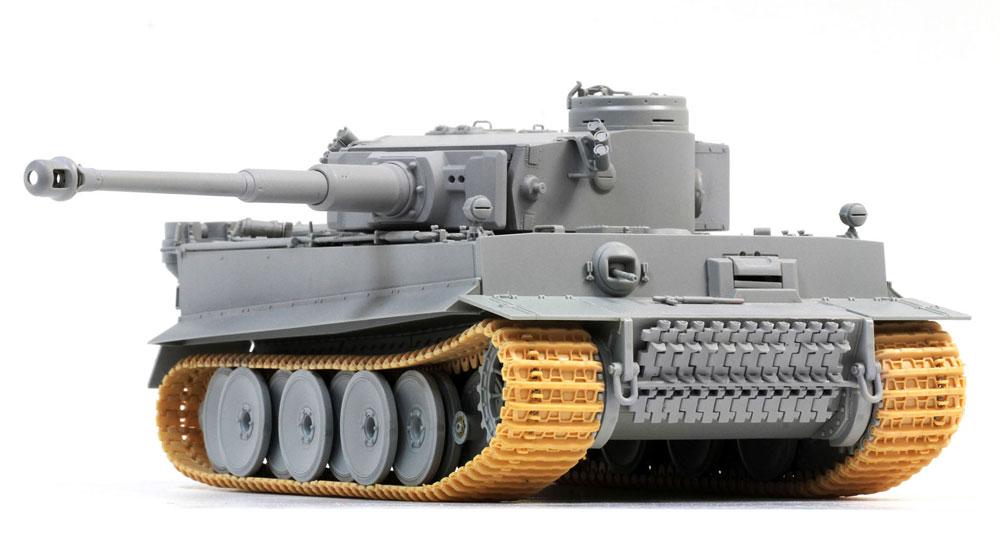 ドイツ ティーガー 1 初期生産型 TiKi ダスライヒ師団  (クルスク戦)プラモデル(ドラゴン1/35 39-45 SeriesNo.6885)商品画像_4