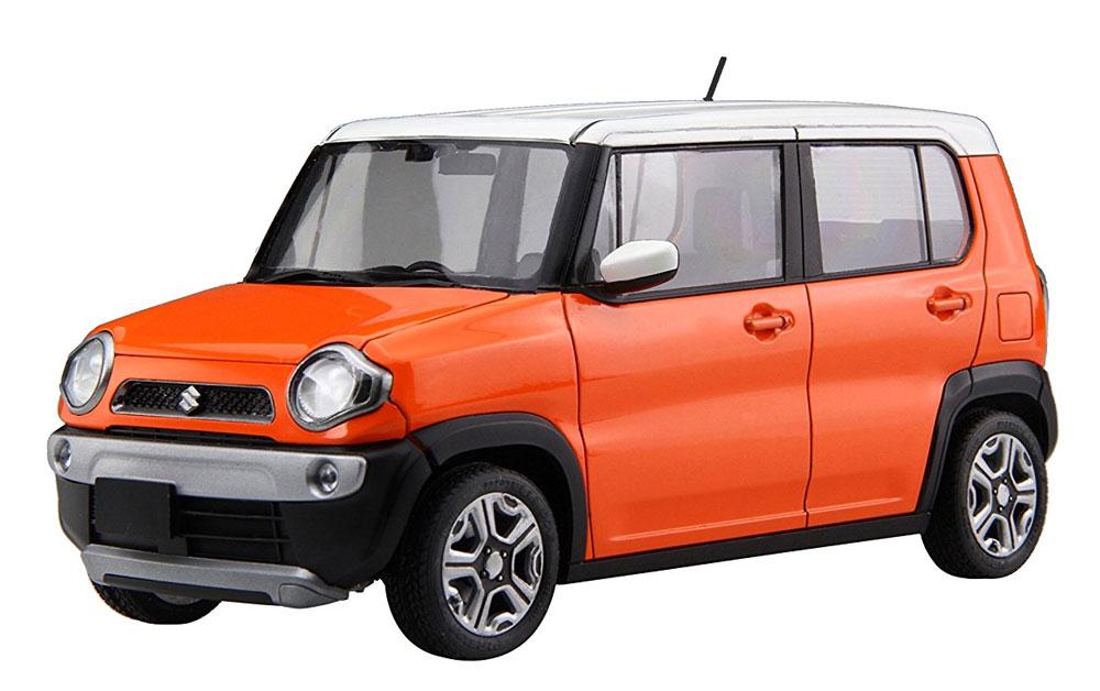 スズキ ハスラー パッションオレンジプラモデル(フジミ1/24 カー NEXTNo.002)商品画像_3