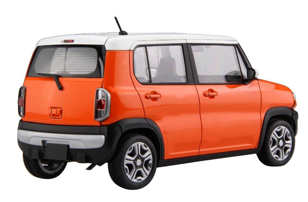 スズキ ハスラー パッションオレンジプラモデル(フジミ1/24 カー NEXTNo.002)商品画像_4